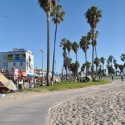 Bicycle Trip to Venice Beach