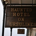 Haunted Hotel in Ursulines