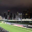 Hong Kong Happy Valley Horse Race Track