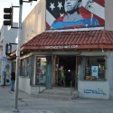 Cruising in LA: TShirt Store on Melrose Avenue