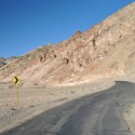 Death Valley On the road