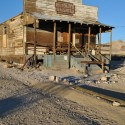 Death Valley Ghost Town