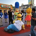 Universal Studios: Simpsons Family