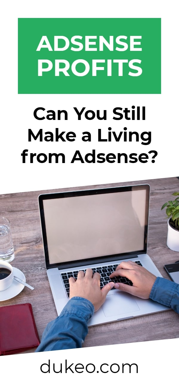 AdSense Profits: Can You Still Make a Living from Adsense?