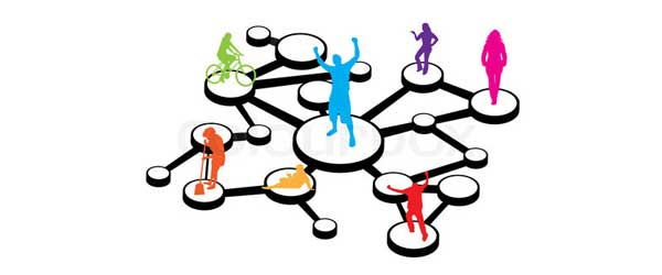 become the most connected person online