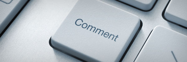 blog comments management system