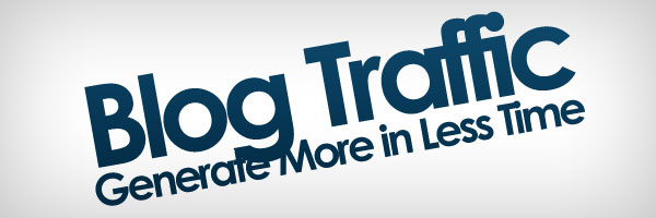 blog traffic more in less time