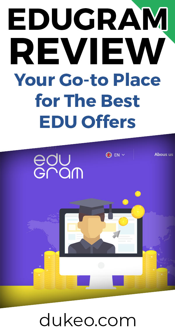 EduGram Review: Your Go-to Place for The Best EDU Offers