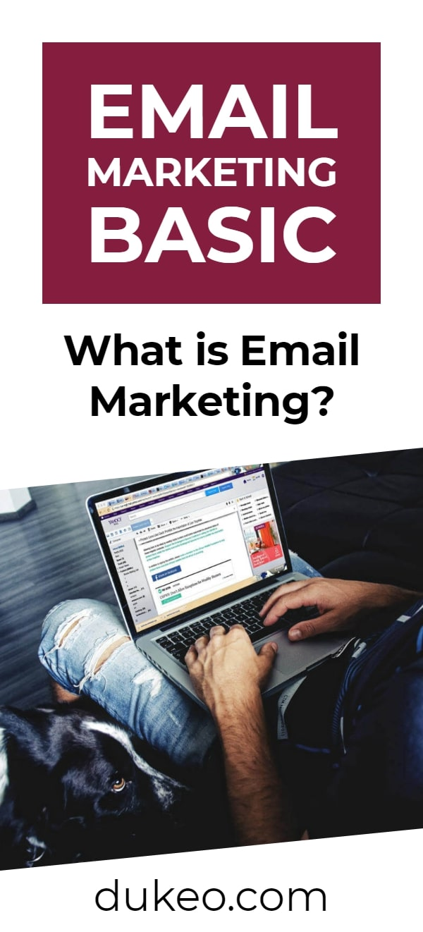 Email Marketing Basic: What is Email Marketing?