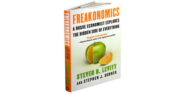 a review of freakonomics a book by steven levitt Freakonomics is a collection of interesting problems and a look at how statistical methods lead to surprising answers to these problems since the author (steven levitt) is an economist, he looks at them with an economist's eyes focusing on the incentives that drive people behind these problems.