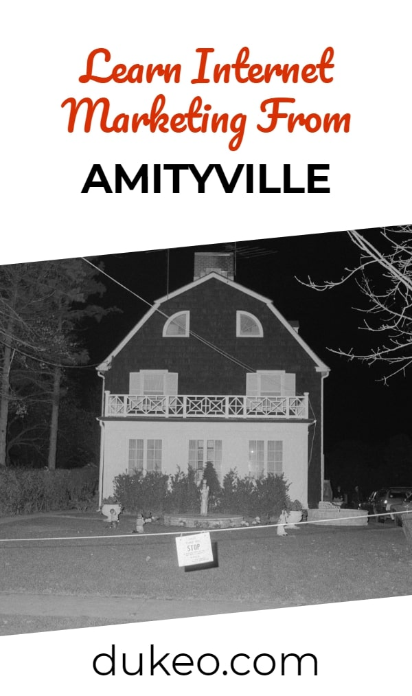 Learn Internet Marketing From Amityville