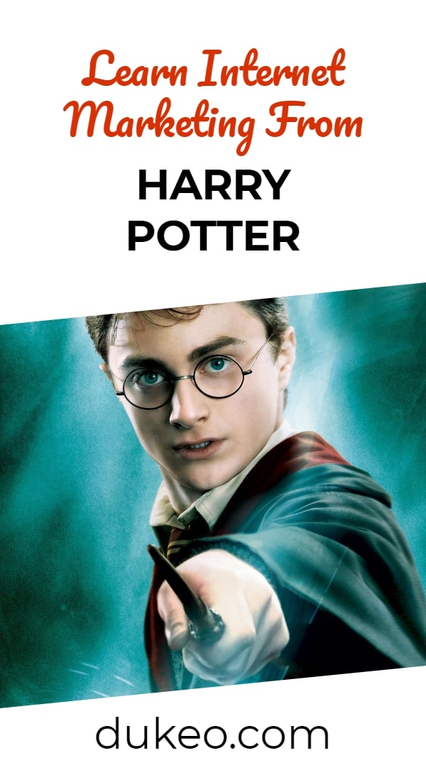 Learn Internet Marketing From Harry Potter