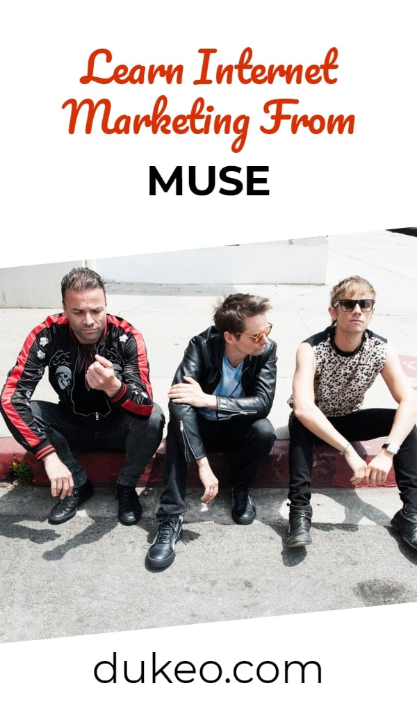Learn Internet Marketing From Muse