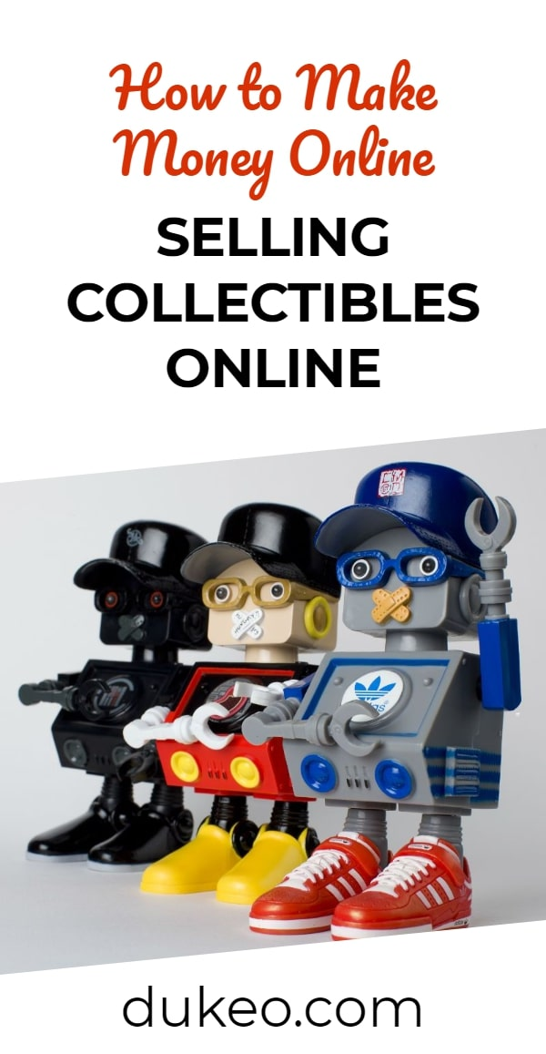 How to Make Money Selling Collectibles Online