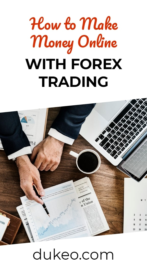 Forex trading earn money online