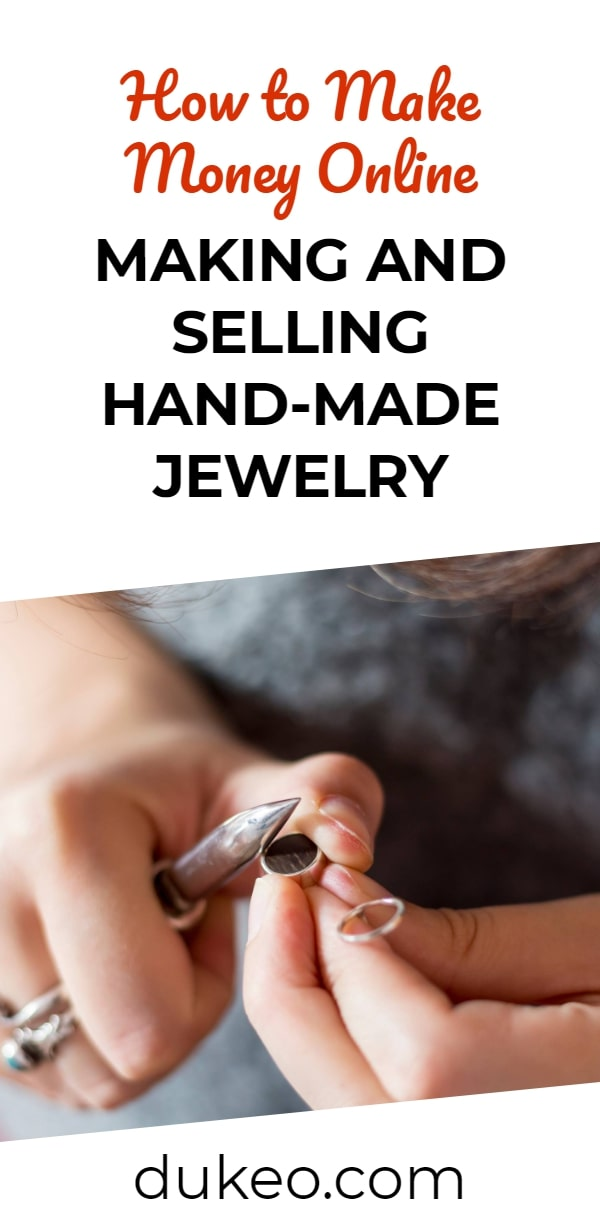 How to Make Money Online Making and Selling Hand-Made Jewelry