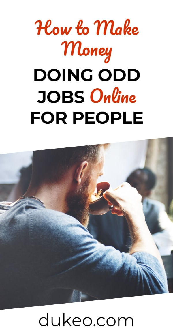 How to Make Money Doing Odd Jobs Online for People
