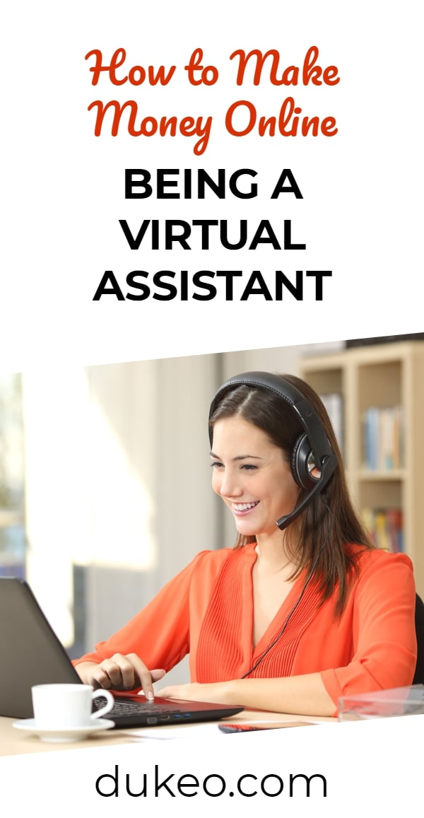 How to Make Money Online Being a Virtual Assistant