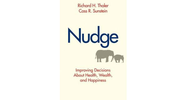 book report nudge The rise of nudge – the unit (nicknamed after the best-selling book by economist richard h thaler) cabinet office nudge report highlights fraud savings.