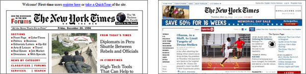 nytimes 1996-2013