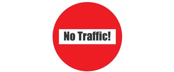 reasons your blog gets no traffic