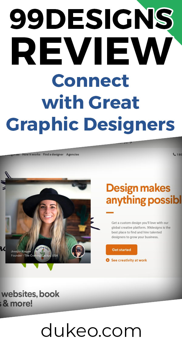 99Designs Review: Connect With Great Graphic Designers