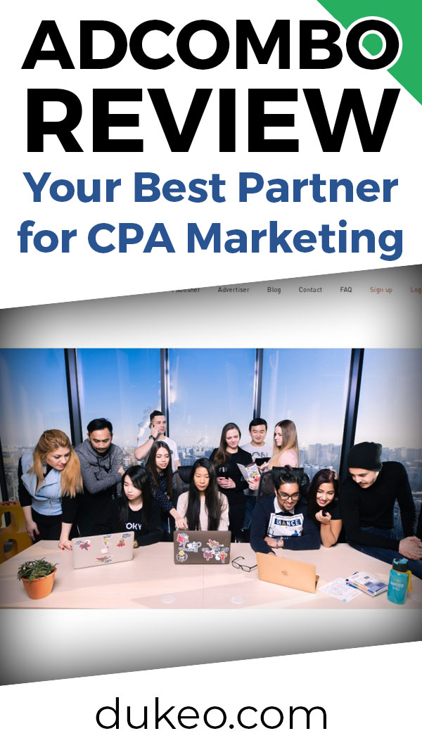 AdCombo Review: Your Best Partner for CPA Marketing