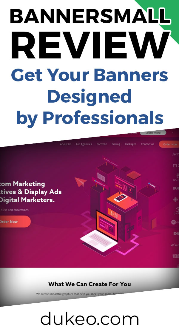 BannersMall Review: Get Your Banners Designed by Professionals