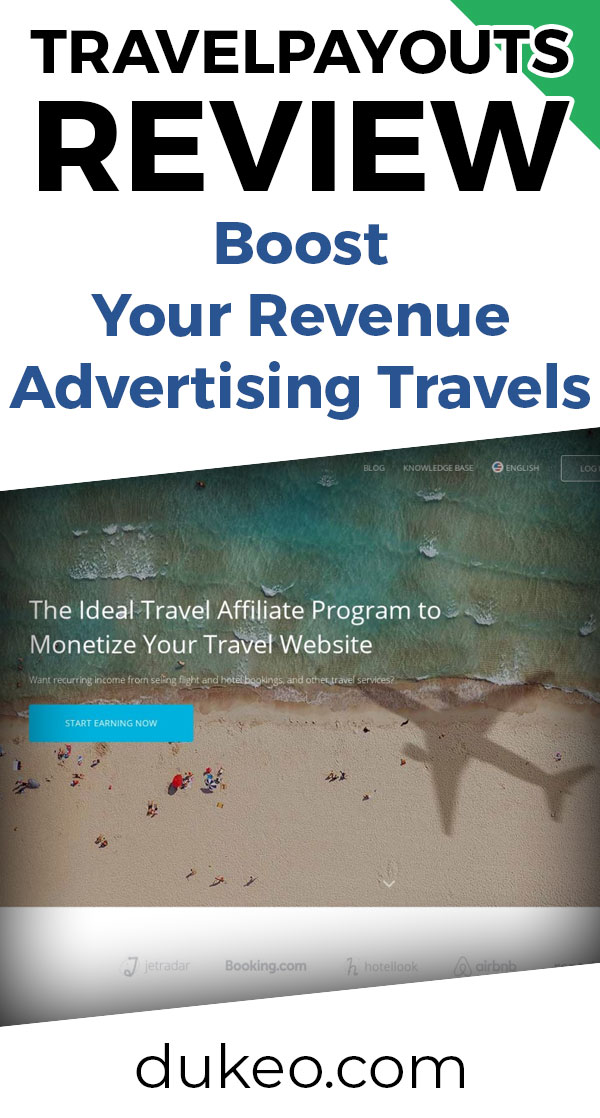 TravelPayouts Review: Boost Your Revenue Advertising Travels