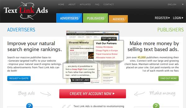 Text Link Ads Review | Dukeo.com